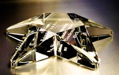 Glass Awards, Crystal Awards, Employee Awards, Personalized Plaques, Trophy Design, Custom Awards, Five Pointed Star, Recognition Awards, Star Awards