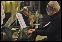 Il gruppo musicale Arundel si esibisce durante il II° Atto della Rassegna Nebula a.D. MMXV nella Chiesa di San Donnino a Torricella di Sissa Trecasali (PR) Info: www.dimorestoricheminori.eu