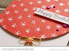 For the Love of Paper: double emboss resist + video tutorial