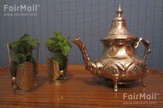 Tea Pot - Photo Taken by Siham Lajila FairMail - Fair Trade Photos - MSIL-0014