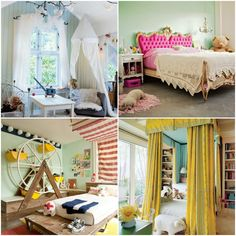 25 Beautiful Kids Rooms That Inspire