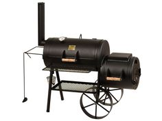 Joes BBQ Smoker Rumo Special