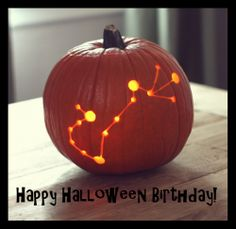 Who has a birthday on Halloween?? The Scorpion. How fitting for the Halloween Theme. Find your sign here: Wikipedia or Cafe Astrology  If you...