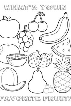 Are you looking for free Coloring Worksheets for free? We are providing free Coloring Worksheets for free to support parenting in this pand Math Shapesmic! #ColoringWorksheets #WorksheetsColoring #Coloring #Worksheets #WorksheetSchools Apple Coloring Pages, Vegetable Coloring Pages, Fruit Coloring Pages, Colouring Pages, Printable Coloring Pages, Coloring Books, Free Coloring, Coloring Pages For Kids, Kids Coloring