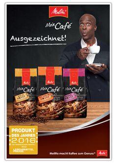 """Es gibt sie überall: die kleinen, charmanten Lieblingscafés mit ihrem einzigartigen Flair, in denen die Liebe zum Produkt und echtes Kaffeehandwerk noch gepflegt werden.   Der Melitta Kaffee-Test – inspiriert vom echten Leben  Melitta hat sich von diesen Orten inspirieren lassen und """"Mein Café"""" entwickelt – ein Kaffee-Sortiment aus ganzen Bohnen: """"Mild Roast"""", """"Medium Roast"""" und """"Dark Roast"""". Mit """"Mein Café"""" vereint Melitta seine über 100-jährige Kaffeetradition mit einer modernen Vielfalt…"""