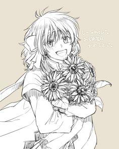 Akatsuki no Yona anime and manga fanart by @CBbackup on twitter // Zeno