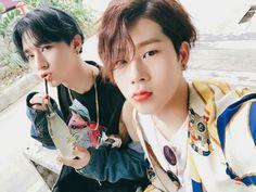Jooheon and I.M   MONSTA X