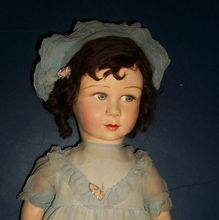 Wonderful Early French Raynal Child Doll