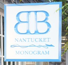 Everyone should have at least one special thing Monogramed.