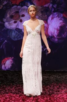 Claire Pettibone Spring 2014 Collection clairepettibone.com See more  wedding dress pictures and designer wedding 141c2521f2d6