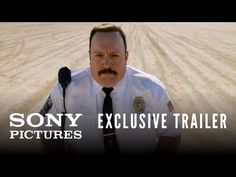 YEESSS!!!  BLART IS BACK, I REPEAT, BLART IS BACK - AWESOME!!! Paul Blart: Mall Cop 2 - Official Trailer - In Theaters 4/17!