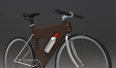 Placha - Bicycle Built on Plastic Frame