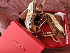 Chiara Ferragni valentino shoes from old 2011 collection