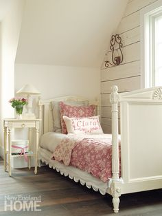 French Style Childrens Bedroom