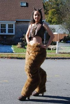krampus girl costume - Google Search