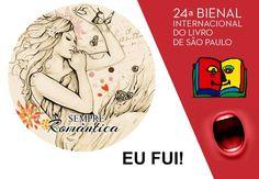 SEMPRE ROMÂNTICA!!: Bienal Inter(Nacional) do Livro SP - Eu Fui!