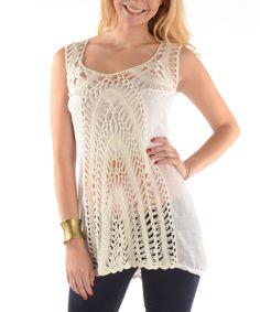 Hairpin Crochet, 'Crochet Hi-Low Top' from Shoreline https://s-media-cache-ak0.pinimg.com/originals/c0/a1/eb/c0a1eb35d429056674d7b61ccec1f22d.jpg