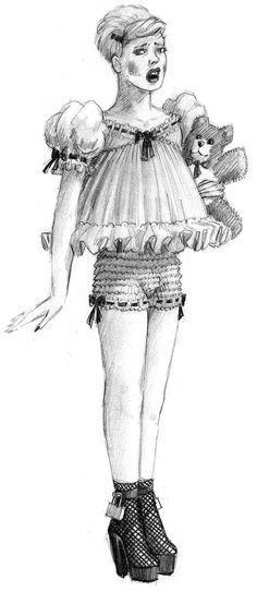 petticoat art