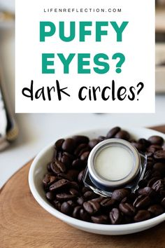 Many associate puffy eyes and it's counterpart dark under eye circles with a lack of sleep. But, I'm here to report they can be caused by a number of factors. Here's 8 common things that cause puffy eyes and an easy fix! Puffy Eye Cream, Eye Bag Cream, Best Eye Cream, Puffy Eyes, Mary Kay Ash, Avon Products, Beauty Products, Body Products, Perfectly Posh