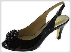 Lotus  Elodie, Damen Pumps schwarz schwarz - Damen pumps (*Partner-Link)