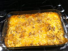 Love to cook: Walking taco casserole