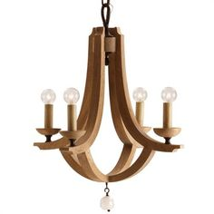 Super #Chandelier - Unique and Lovely!