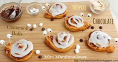Curry and Comfort: Cinnamon Roll Snails