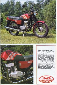 Classic Bikes, Classic Cars, Double Frame, Eastern Europe, Java, Cars And Motorcycles, Motorbikes, Retro Vintage, Engineering