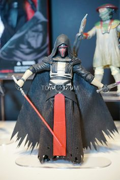 Darth Revan Figure at 2016 New York Toy Fair