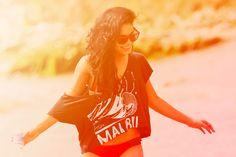 beach hair & beach wear