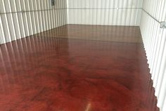 spartacote | Interior Aplen-Glow™ Metallic Floor Coating
