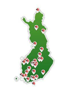Tarinakone matkustaa ympäri Suomen maan kouluttaen tarinallistamista.