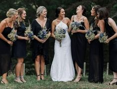 MAREE/ 2019  Maree and her leading ladies x Hawkes Bay NZ HAIR loco hair  Photographer Richard wood GOWN Vera Wang Bridal Wedding Dreams, Dream Wedding, Vera Wang Bridal, Bridesmaid Dresses, Gowns, Lady, Wood, Fashion, Bride Maid Dresses