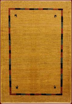 TAPPETO GABBEH KASHKULIcm 156 x 118ft 5'1 x 3'9  Cod:: 140625761073