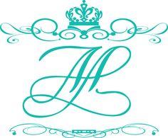 Логотип для свадьбы, инициалы молодоженов