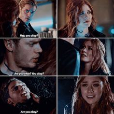 "1,001 Likes, 19 Comments - Shadowhunters | Clace (@clacemoments) on Instagram: ""— 2.12 SO MUCH TENSION - thank you @jacesrunes for the quote! - follow @noorhlm - [Q]…"""