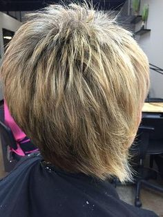 Best Short Layered Haircuts For Women Over 50 - The Undercut - Hair Beauty - moonfer Short Shag Hairstyles, Bob Hairstyles For Fine Hair, Haircut For Thick Hair, Wedding Hairstyles, Thin Hair, Celebrity Hairstyles, Short Choppy Haircuts, 2015 Hairstyles, Homecoming Hairstyles