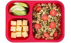 Disse fem matpakkene er enkle å lage, næringsrike og mettende – samtidig som de er spennende for barna. Vinn vinn! Health, Food, Health Care, Essen, Meals, Yemek, Eten, Salud