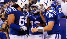T.Y. Hilton Named AFC Special Teams Player of the Week