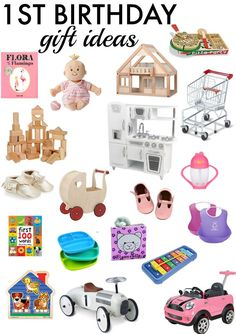 Gift Ideas For One Year Olds