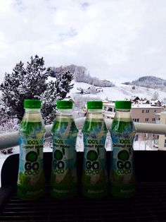Lovely Swiss backdrop.. Great fan submission.   #GoCoco #CoconutWater #Coconut #Rehydrate #Health #Nutrition