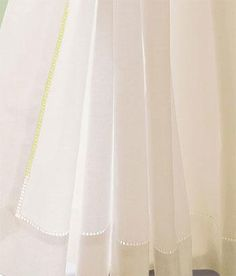 Tier Curtains Hemstitch Tier Curtains - Country Curtains®