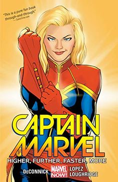 Collects Captain Marvel (2014) #1-6.  One of Marvel's most beloved Avengers launches into her own ongoing series! Carol Danvers has played many roles in her life; hero, pilot, Avenger, and now, deep-space adventurer! Join Captain Marvel as she attempts to return an alien girl to her home world, and defend the rights of aliens revolting against the Galactic Alliance. Guest-starring Guardians of the Galaxy!