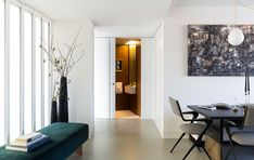 jonathan tuckey design architects / gasholders apartment, king's cross london