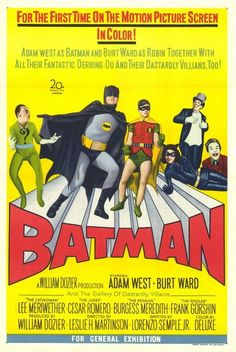 Batman Movie Poster - Internet Movie Poster Awards Gallery