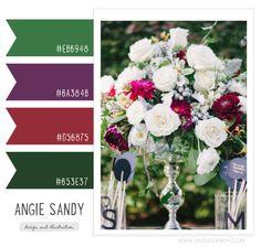 Color Crush 10.28.2013 — Angie Sandy Design & Illustration