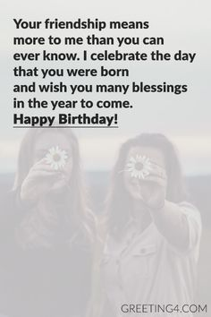 Short Birthday Wishes & Messages For Best Friend - Celebrities Photos, Images, Wallpapers, Wishes & Messages Birthday Wishes For A Friend Messages, Short Birthday Wishes, Message For Best Friend, Happy Birthday Best Friend Quotes, Birthday Wishes For Boyfriend, Diy Birthday, Funny Birthday, Birthday Ideas, Child Quotes