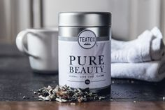 Check out the newest TEATOX tea Pure Beauty