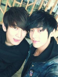 Eunkwang + Minhyuk (BTOB)