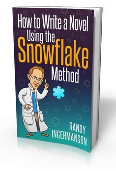 How to write a novel: Award-winning novelist Randy Ingermanson teaches his wildly popular Snowflake Method for designing and writing a novel.